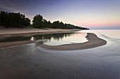 Sandbar,Lake Erie