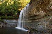 Bridal Veil Falls,Ontario