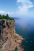 Palisade Head,Lake Superior