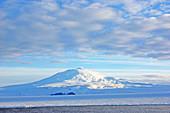 Mount Erebus Volcano,Antarctica