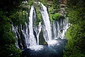 Burney Falls,CA