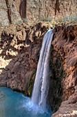 Mooney Falls,Arizona