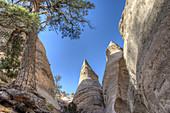 Tent Rocks,New Mexico