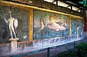 Venus painting in Pompeii