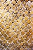 Wall in Herculaneum