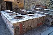 Wine shop in Herculaneum