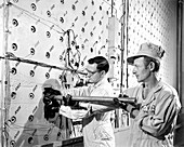 X-10 Graphite Reactor,1950s