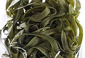 Microalgae pasta