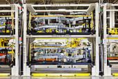 Car assembly plant,Canada