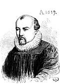 Salomon de Caus,French engineer