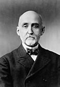 Alfred Mahan,US admiral
