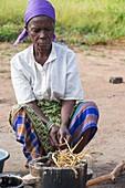 Chiteskesa refugee camp,Malawi