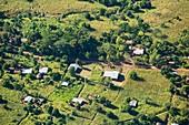 Deforested slopes,Malawi