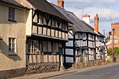 Tudor timber framed houses,UK