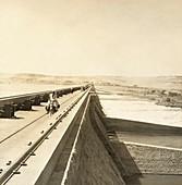 Old Aswan Dam,1900s
