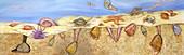 Cretaceous Marine scene