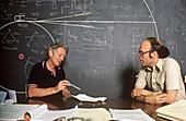 Fermilab's Leon Letterman