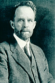 Thomas Hunt Morgan,US geneticist