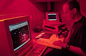Amateur astronomer,Scott Thompson