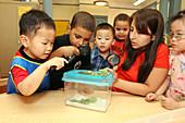 Children Explore Science Day Care centre