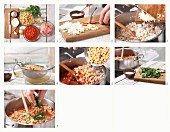 How to prepare oriental turkey chili