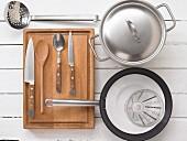 Utensils for stew