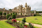 Following the traces of Sir Walter Scott: Abbotsford House in the Scottish Lowlands
