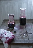 Blackcurrant syrup
