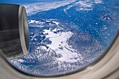 Greenland from the air,Greenland