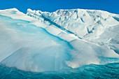 Iceberg,Scoresby Sound,East Greenland