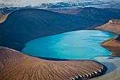 Glacial lake,Landmannalaugar,Iceland