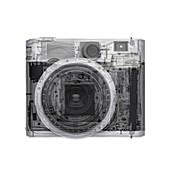 x-ray of a Polaroid camera