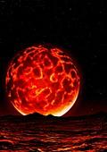 Kepler 78b,The Hell Planet