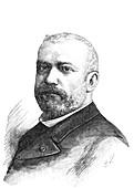 Justin Massicault,French journalist