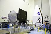 OSIRIS-REx spacecraft preparations,2016