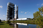 OSIRIS-REx launch preparations,2016