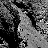 Comet Churyumov-Gerasimenko from Rosetta