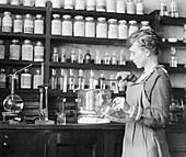 Margaret Foster,US chemist