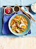 Easy Japanese Chicken Curry