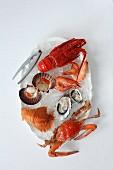 Seafood Variety