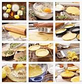 How to make a lemon tart