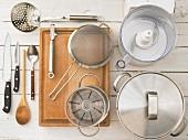 Utensils for making soup