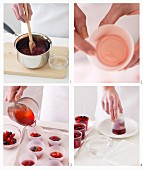 Preparing Berry Fruit Jellies
