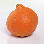 A whole Hokkaido pumpkin