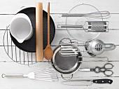 Kitchen utensils for making macaroons