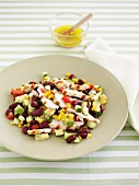 Mexican Corn & Bean Salad