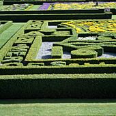 Garten IM französischen Stil