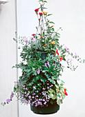Flower Tower: Bepflanzte Blumensäule