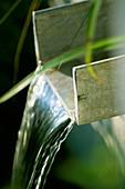 Water Feature: Metal RSJ SPURTS Water