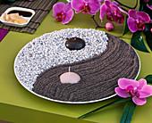 Asiatische Tischdeko